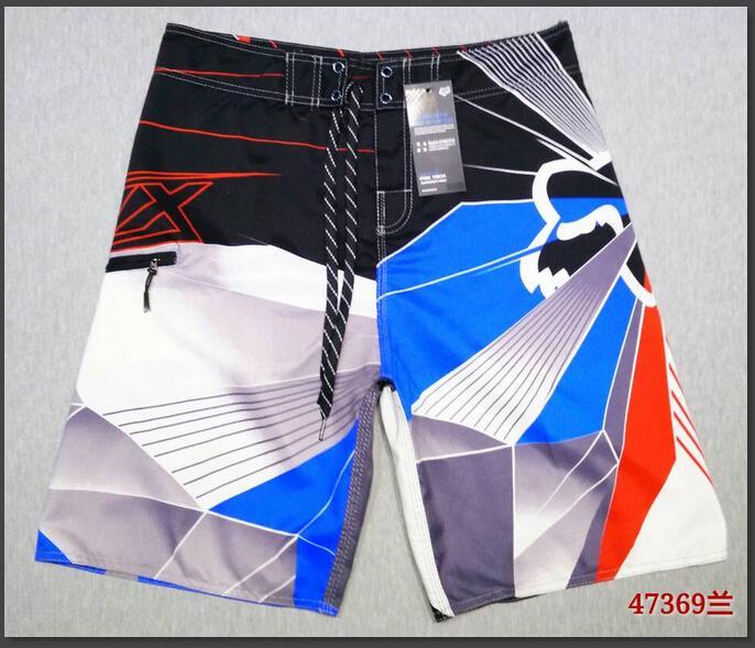 Size: 30-38 F0X men's swimming trunks board shorts custom sport mens cheap surf sea waves swim beach wear brand clothing 47369(China (Mainland))