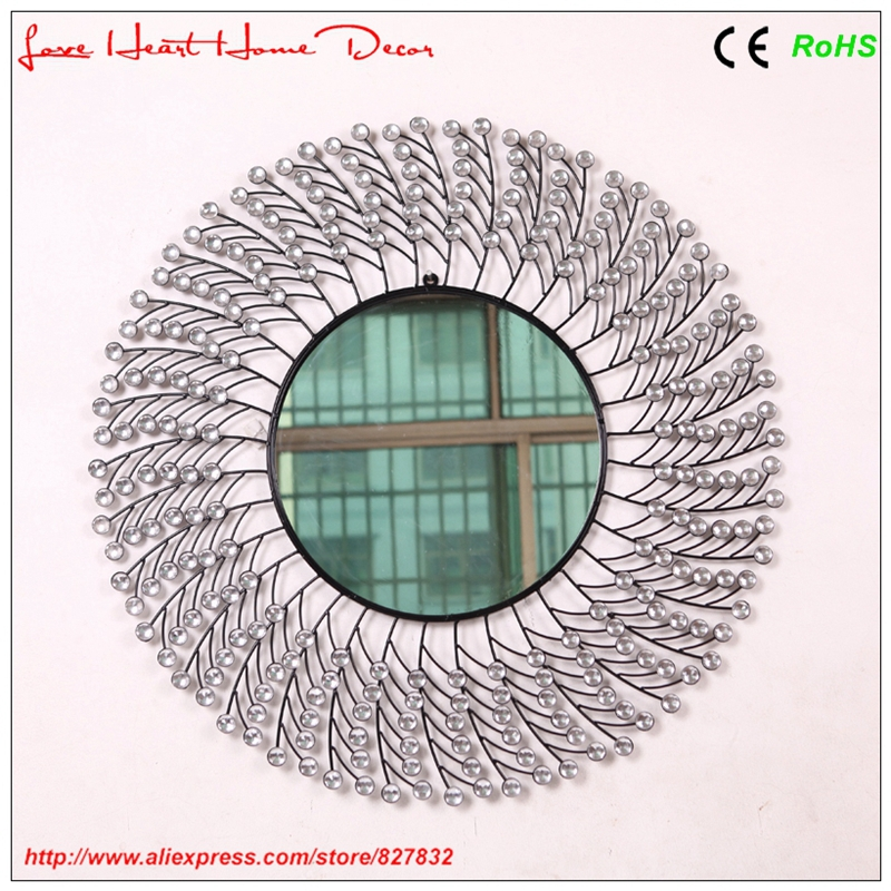 2015 Modern design home decoration wall mirrors living room - Love Heart Home Decor store