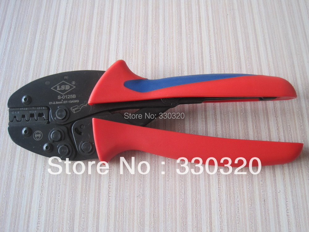 s 0125b new design hand crimping tool for crimping open. Black Bedroom Furniture Sets. Home Design Ideas