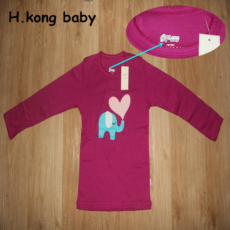 H.kong baby Children pajamas sets cartoon boys Spiderman nightwear girls family pajamas kids Clothes sleepwear baby pyjamas 2-7T