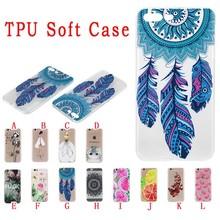 Soft TPU Silicone Cartoon Case Google Pixel XL Huawei Honor 5C Y5 Y6 II Gel Dreamcatcher Butterfly Flower Cover Skin 15 - Mobilaccessory electronic Co.,Ltd store