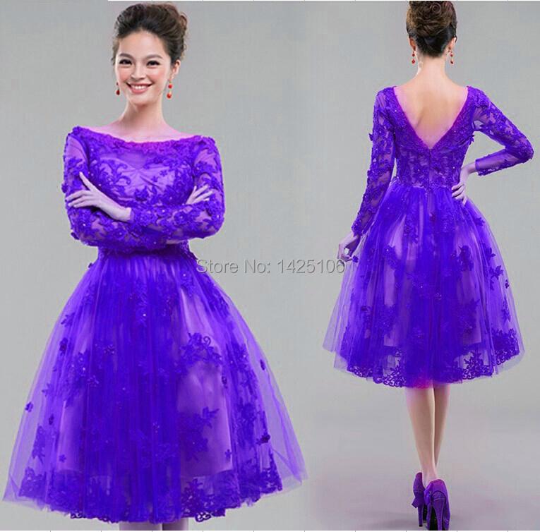 Mid Length Cocktail Dresses