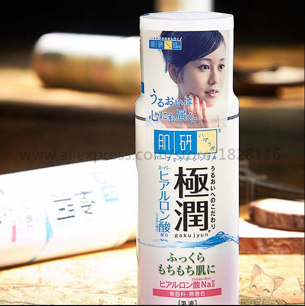 Japanese Hada Labo Hyaluronic Acid Aoisturizing Lotion 140ml Pregnant Women Are Available<br><br>Aliexpress