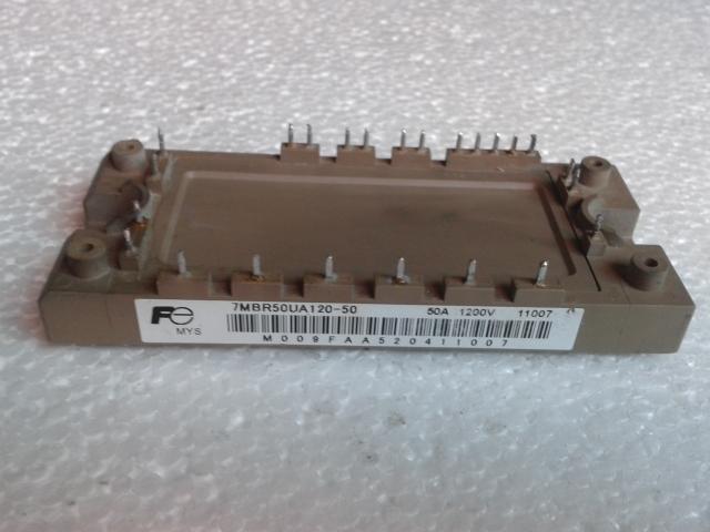 The new 7MBR50UA120 7MBR50UA120-501. No invoice []<br><br>Aliexpress