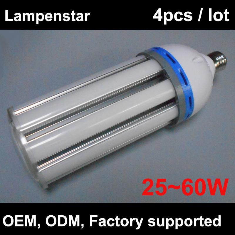 лампы светодиодные е40 30Вт/40Вт/50Вт/60W Сид smd5630 светодиодные лампочки лампы холодный белый/теплый белый супер Яркость энергосберегающие 2015 последний