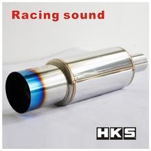 Специальное предложение Exhast трубы генеральный вертикали барабан выхлопных труб выхлопной трубы refires звук барабана