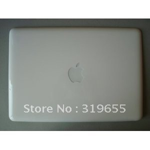 """NEW WHITE 13"""" A1342 Unibody Back Cover for Apple MacBook laptop"""
