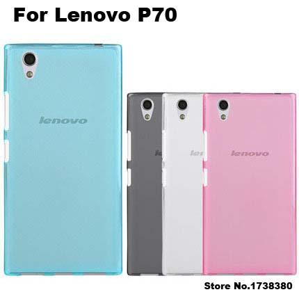 Lenovo P70 Case Cover Matte Pudding Soft TPU Cover Protective Case For Lenovo P70 Multi Colors Lenovo P70 Cover Case(China (Mainland))