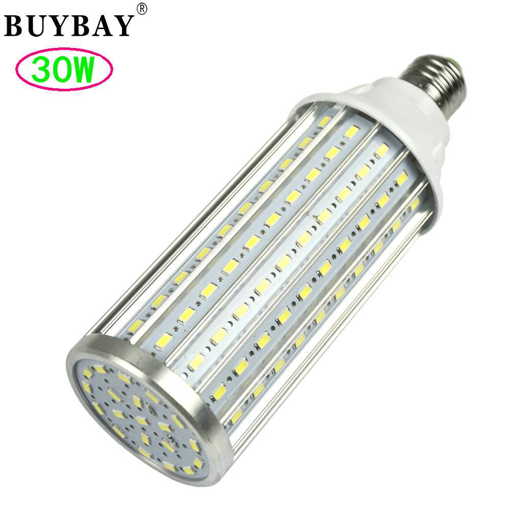 30W Big LED bulb SMD 5730 high power led lamp 85-265v constant current led light aluminum pcb super long life safety led lampada(China (Mainland))