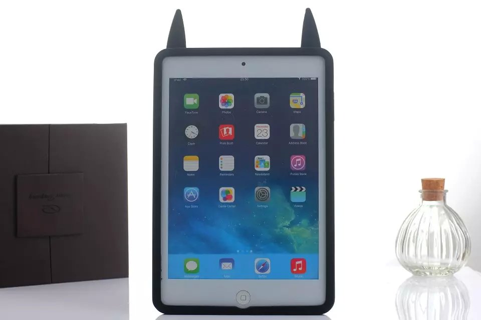 soft 3d silicon drop resistance cartoon tablette tablet pc for 7 9 inch apple ipad mini 3 2 1. Black Bedroom Furniture Sets. Home Design Ideas