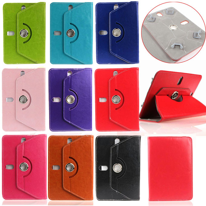 Universal Crystal PU Leather Case 8 inch Stand Cover Android Tablet PC PAD tablet case - Yudi-best store