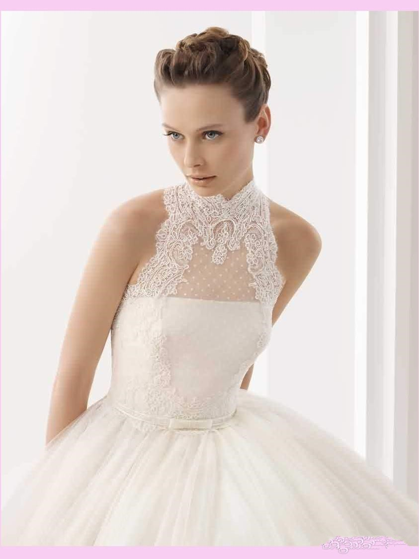 Wedding Dresses with Buttons Down the Back | Dress images