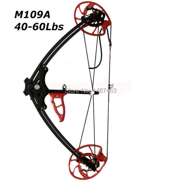 free shipping hunting compound bow M109A triangle bow 40 60lbs hunting and used for match compound