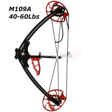 free shipping hunting compound bow M109A triangle bow, 40-60lbs hunting and used for match compound bow and arrow