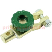 A25Free Shipping Universal Battery Terminal Disconnect Switch Link Automotive Cars Trucks Part(China (Mainland))