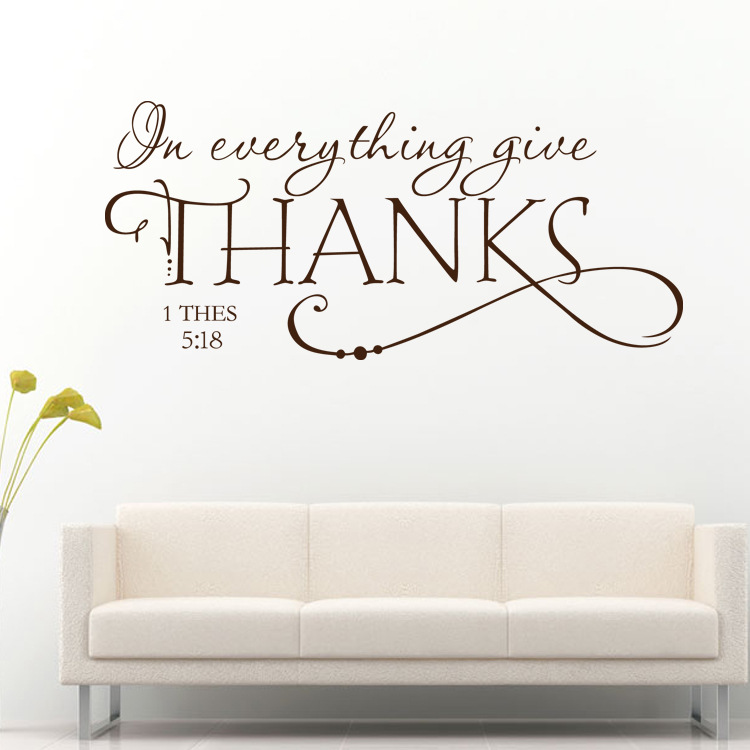 Thank you quotes promotion shop for promotional thank you for Thank you mural