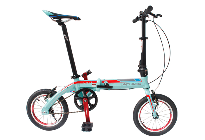 Fast Shipping 14'' Inch Adult Mini Folding Bicycle/folding Bike the Special Gift/ Various Color /Portable Bike(China (Mainland))