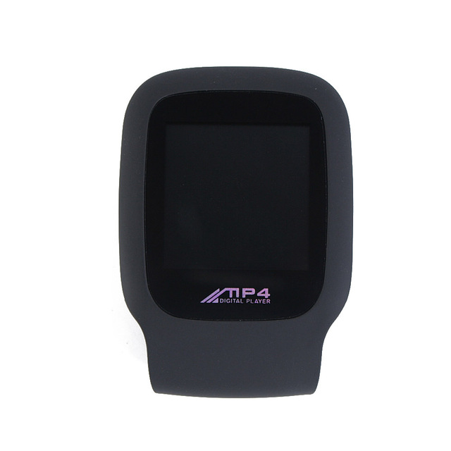 Drop shipping watch shape portable digital TFT screen mp4 player MIC recording & E-Book