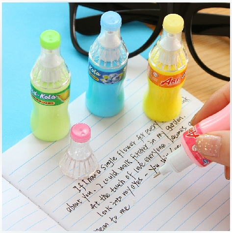 NEW creative DIY correction product/correction tape/gifts for children/Promotion/Wholesale(China (Mainland))