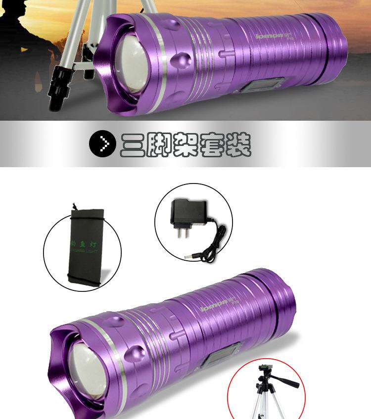 Налобный фонарь Lomon : IPX6 60 03