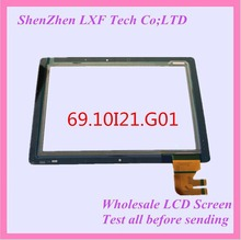 10.1 » планшет стеклянная панель с сенсорным экраном планшета для Asus Transformer Pad tf300-13 G01 TF300T TF300TG TF300TL 69.10I21.G01