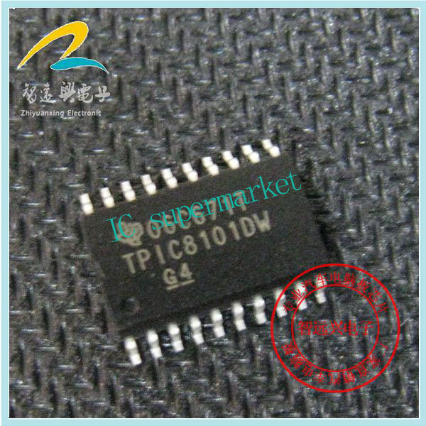 TPIC8101DW TI chip 20 foot car automobile computer board chip IC(China (Mainland))
