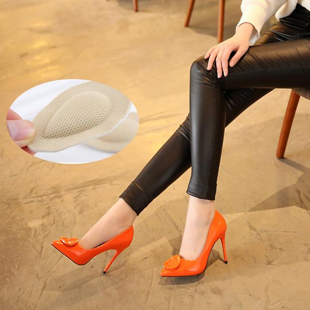 Высокие каблуки партнер в форме вставить тип ладони палка / стелька пусковая площадка ...