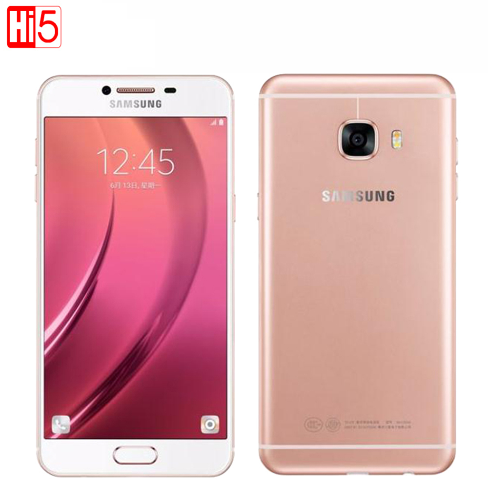 buy original samsung galaxy c7 mobile phone 5 7 inch 4gb ram 32gb 64gb rom octa. Black Bedroom Furniture Sets. Home Design Ideas