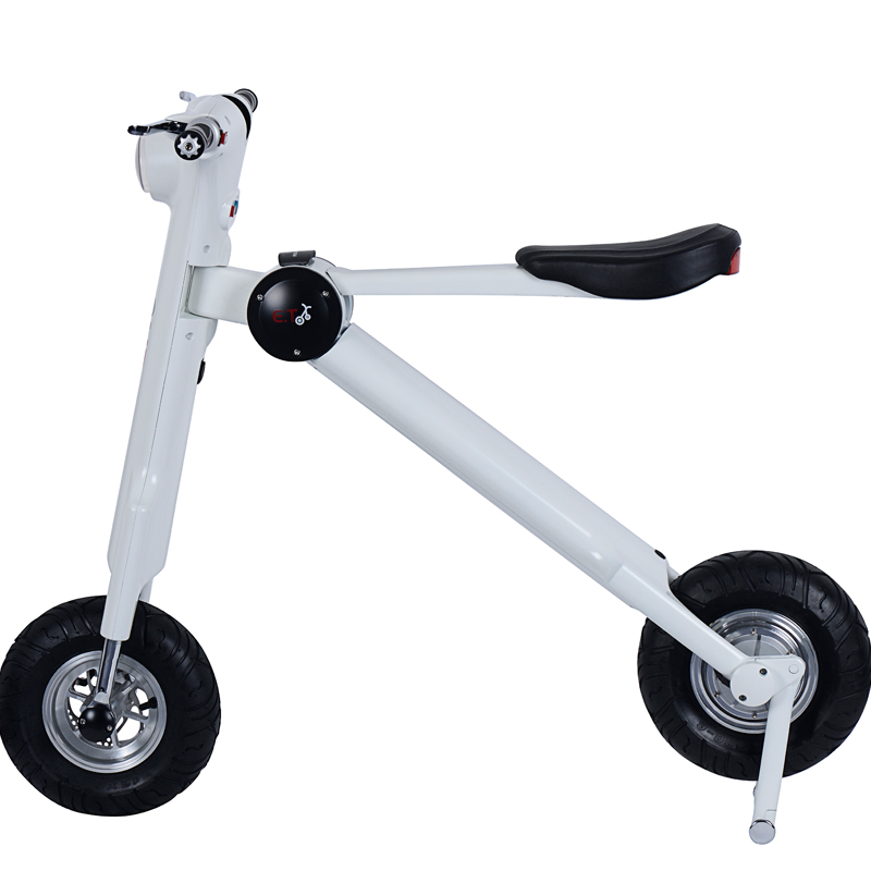 Foldable Electric Scooter 48v 350w 8a Portable Mobility