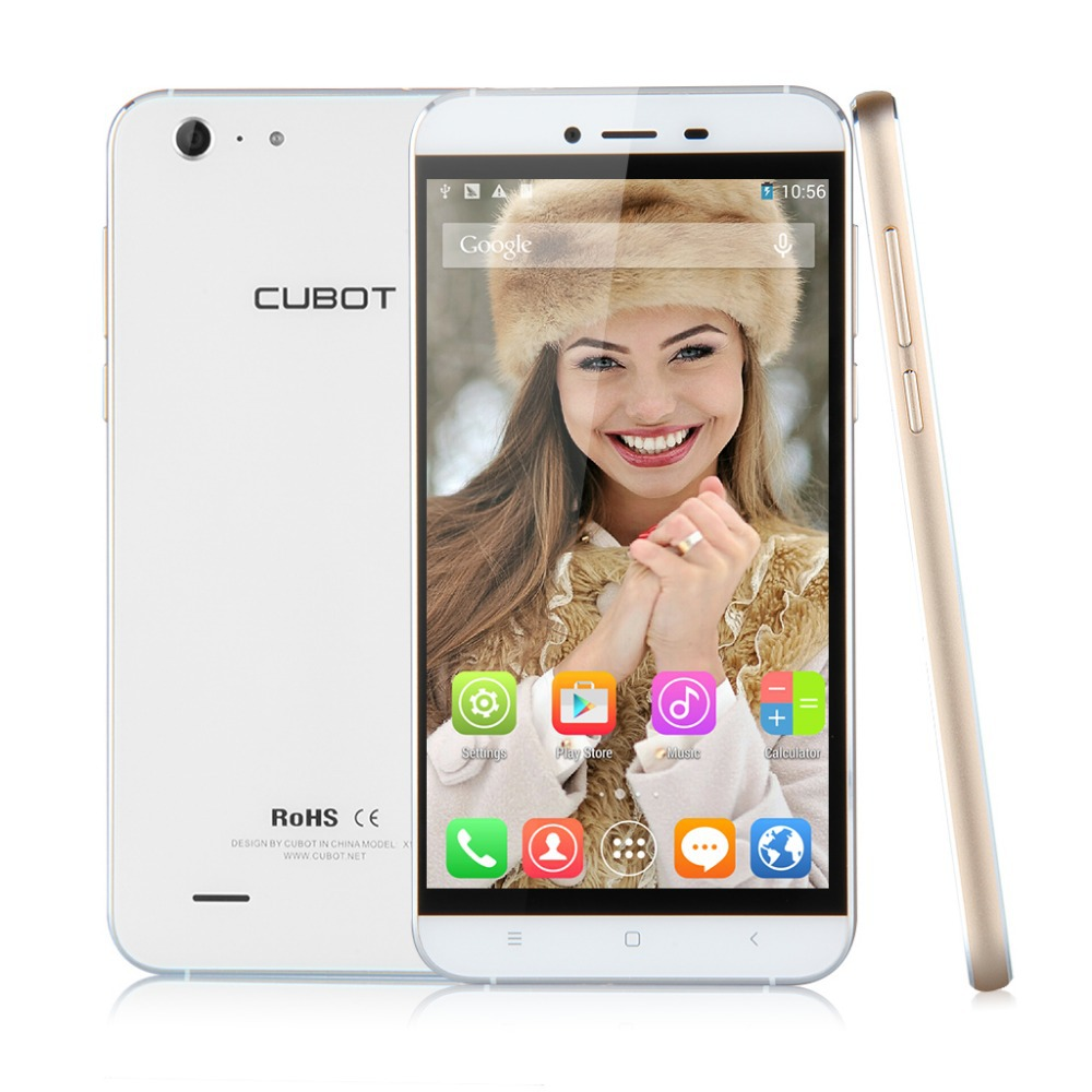 CUBOT X10 5.5 inch MTK6592M 1.4GHz Octa Core Dual SIM Android 4.4 2GB 16GB IP65 Waterproof Mobile Phone IPS OGS HD 13MP 8MP(China (Mainland))