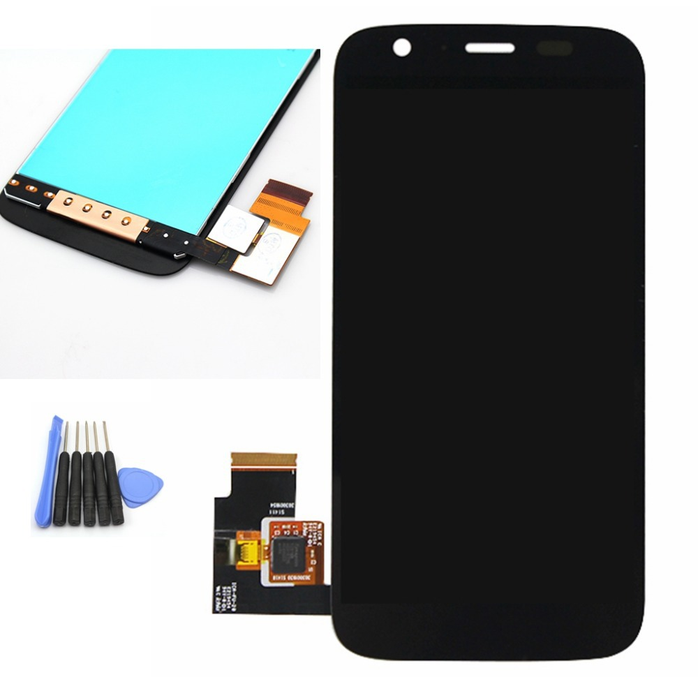 Black LCD Motorola MOTO G XT1032 XT1033 Display touch Screen Digitizer Assembly + Tools replacement part New - Top Leading HK Co., Ltd store