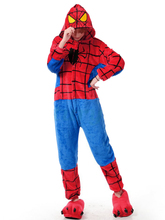 New Cute Spider Animal Couple Character Winter Kigu Full Sleeve Hoodie Jacket Pajamas Pyjamas