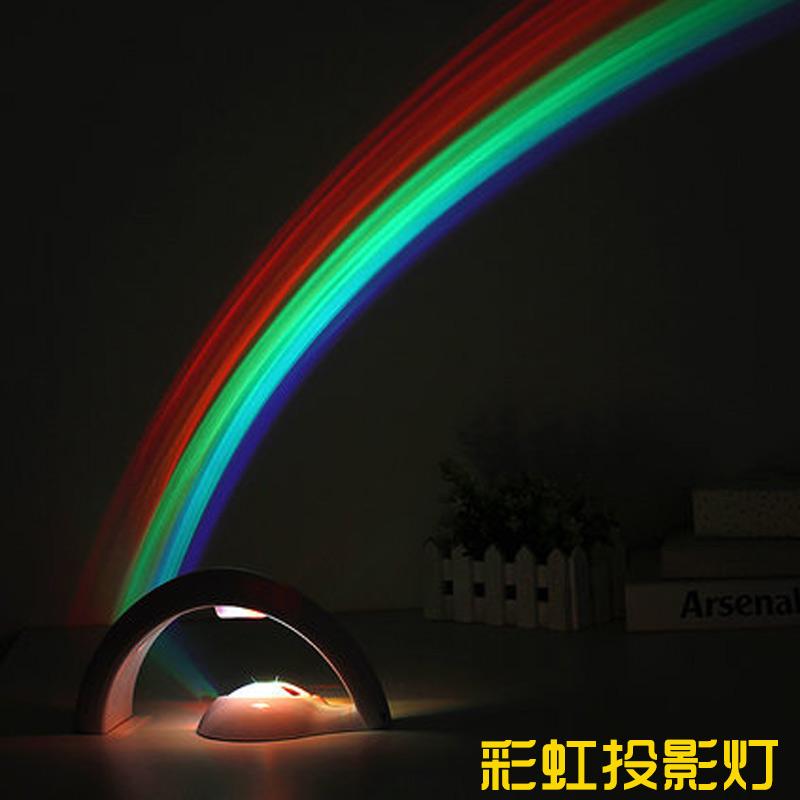 Honey birthday gift girls girlfriend gifts romantic small novelty can make rainbow - Strange new mall store