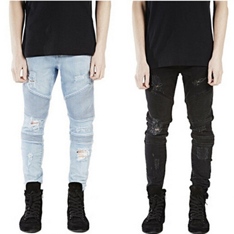 Online Get Cheap Jeans Black Destroy Men -Aliexpress.com | Alibaba ...