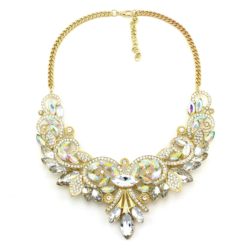 2015 new fashion necklace collar bib necklaces pendants