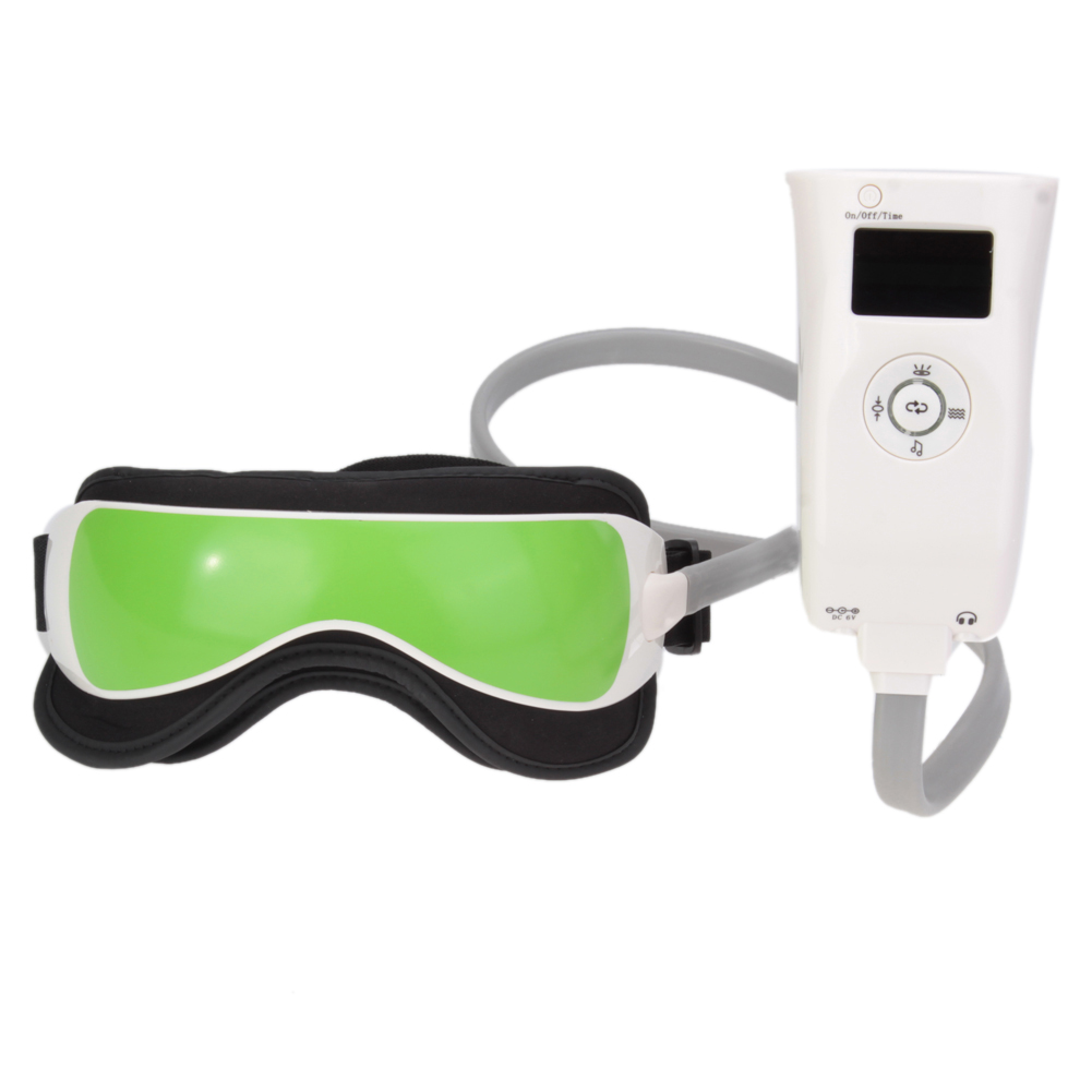 Eye Massager Magnetic Therapy Massage Electric Vibration Air Pressure Infrared Heater Eye Care Fatigue Prevention of Myopia