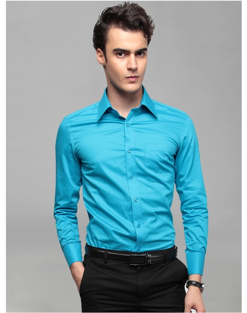 Teal Shirts For Men Is Shirt