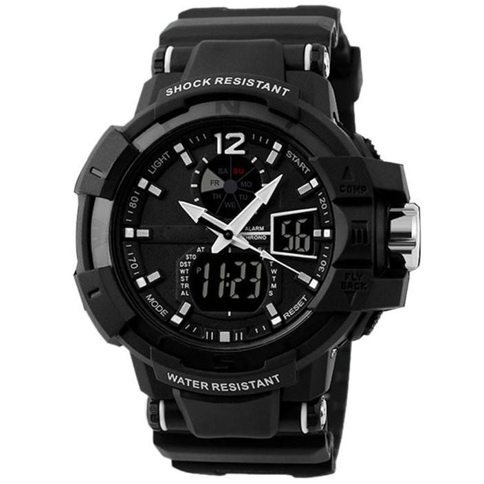 Novel design 2015 Mens Outdoor Sports Mountaineering Waterproof Digital Watches<br><br>Aliexpress