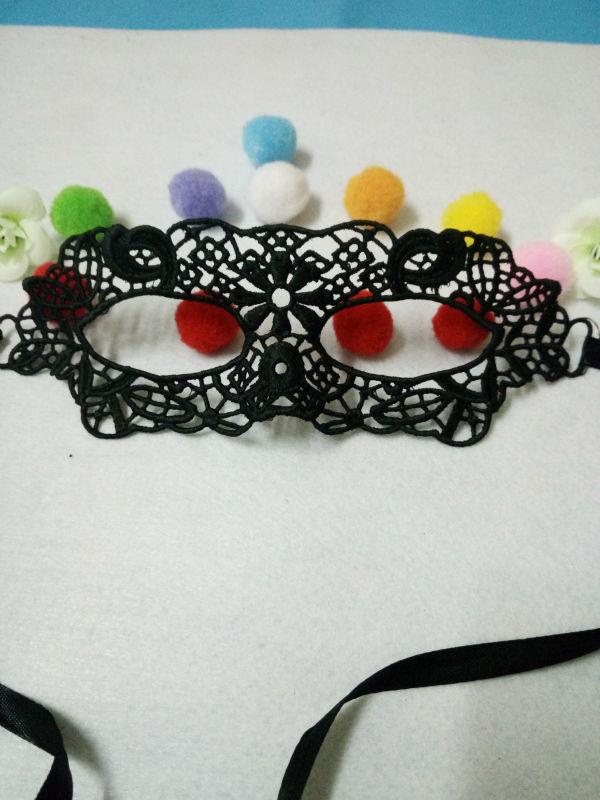 1 pcs Eye Mask Sexy lady Lace Venetian Masquerade Ball Halloween Party Fancy Dress Costume A21(China (Mainland))