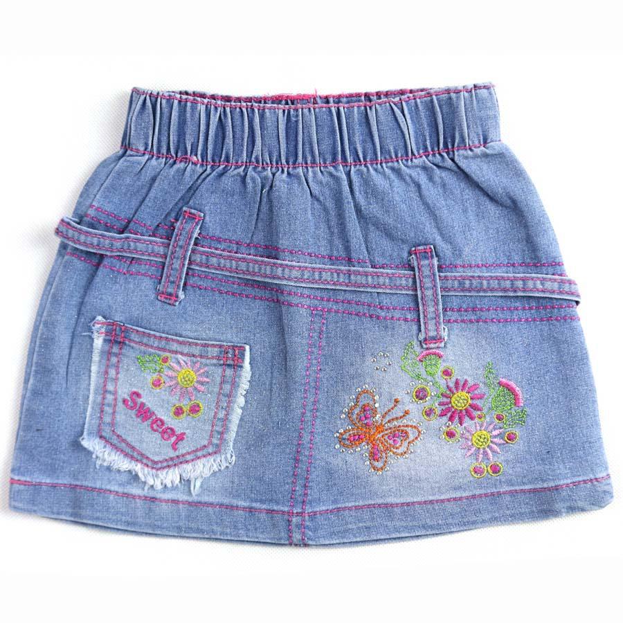 Rhinestone Jeans Cheap