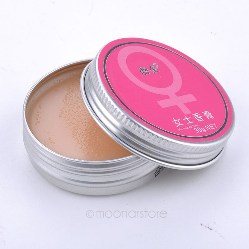 Fragrance Solid Perfume Flirting Ointment Unique Design for External Use Only MS Solid Perfume Glassware Adult Sex(China (Mainland))