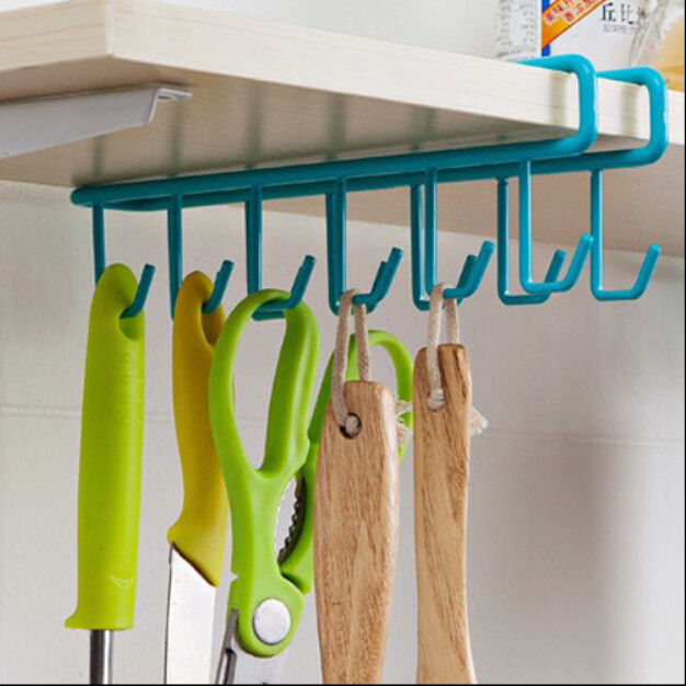 Вешалка для кухни с крючками