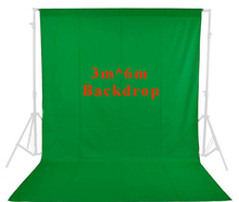 Buy Lightupfoto photo studio photography 10ft x 20ft/3m x 6m Green Photo Studio Solid Muslin Background Backdrop 100% cotton PSB3B for $67.22 in AliExpress store