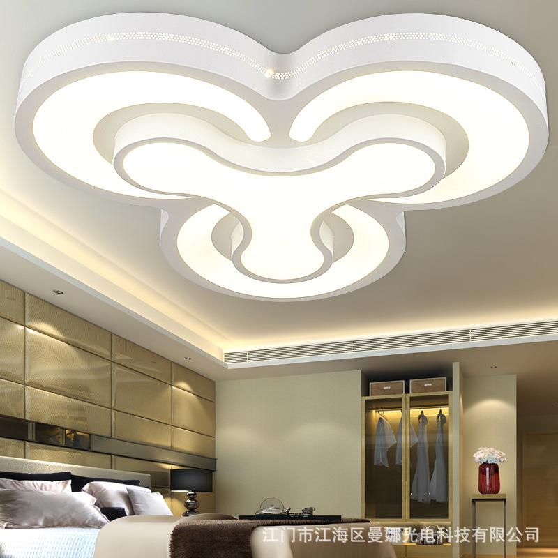 Modern Led Ceiling Light Modern Minimalist Living Room Light Bedroom Study Lighting Lamparas De