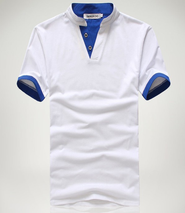 2015 limited solid fashion camiseta polo free shipping