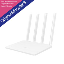 2016 MT7620A Xiaomi Mi Mini Router 3 128MB ROM1167Mbps 802.11ac/b/g/n 2.4/5.0GHz Dual Band MiWiFi APP Control with 4 Antennas(China (Mainland))