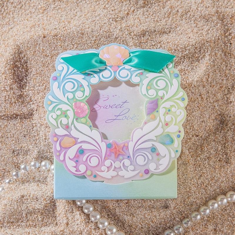 Hawaiian Wedding Favor Boxes : Wedding Favor Boxes 100 Pcs Hawaiian Beach Wedding Decorations Tiffany ...