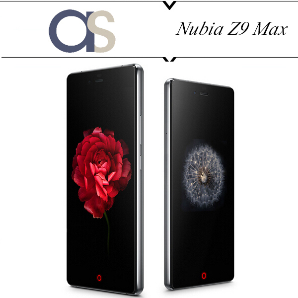 ZTE Nubia Z9 Max Phone Snapdragon 810 MSM8994 Octa core 2.0GHz 3G RAM Android 5.0 5.5 Inch 1920*1080P 16.0Mp cell phones(China (Mainland))