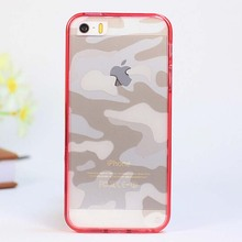 Newest Hot Sale Camo Camouflage Hard Cover Phone Case for iPhone 5 5S 6 Plus 5.5 inch Phone Back Cover Mobile Phone Cases