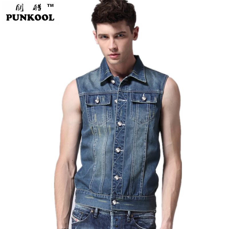 Popular Sleeveless Cotton Jackets for Men-Buy Cheap Sleeveless